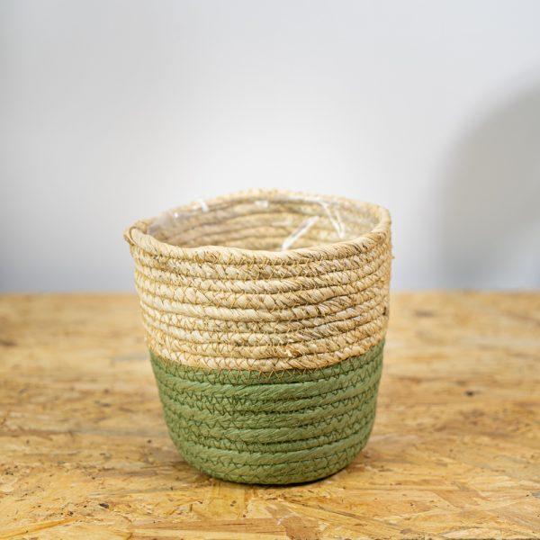 oslonka-zielony-kosz-wiklinowy