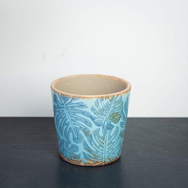 oslonka-niebieskie-liscie-monstery